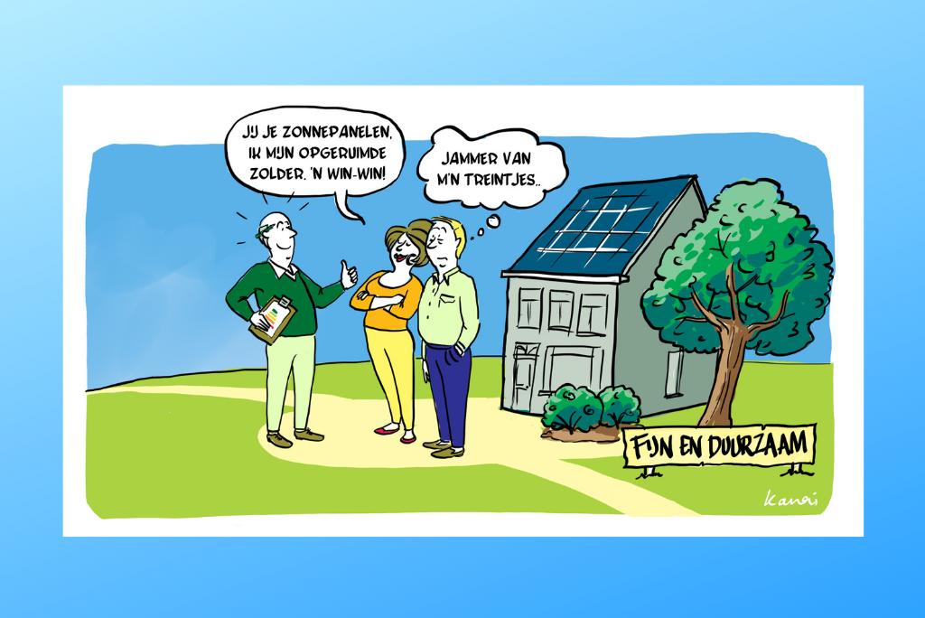 Duurzaamheid zelden hoofdreden voor energiebesparende maatregelen aan woning